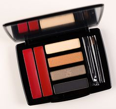 Guerlain Calligraphy Eye & Lip Palette Review, Photos, Swatches