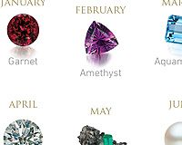 GIA has a great tutorial on their website about gemstones and their meanings.