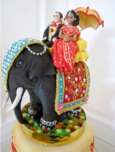 #Indian #Wedding #Cakes http://girlyinspiration.com/