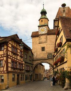 Rothenburg ob der Tauberg, Germany