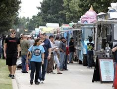 Food Truck Fridays at Founders Plaza