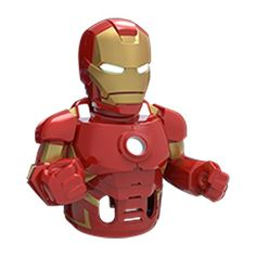 **pre-order now** Ozobot Avengers Skin only, Iron Man (Evo sold separately)
