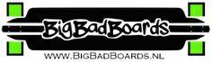 Stickers BIGBADBOARDS | Overig | BigBadBoards de online winkel voor het kopen en verkopen van longboards nieuw en 2e hands