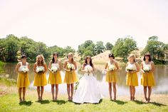 anthropologie bridesmaid dresses. this is perfection!
