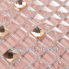 buy pink quartz tile - Google Search
