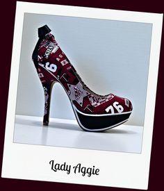 @Whitney Clark Gremillion Ms. MaryMac — Lady Aggie