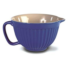 Simsbury Batter Bowl Color Blue * Check out this great product.(This is an Amazon affiliate link and I receive a commission for the sales)
