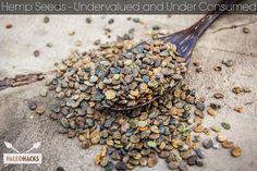 Hemp Seeds - Paleohacks