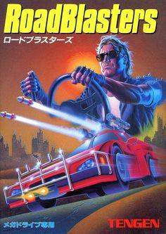 RoadBlasters (1987)