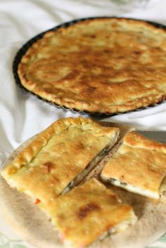 The Nice . Anna: focaccia stuffed with onions Focaccia Pizza, Tapas, Vegan Recipes, Cooking Recipes, Sicilian Recipes, Salty Cake, Quiches, Snacks, Easy Cooking