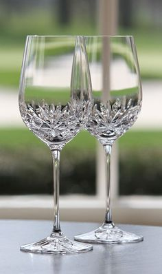 Cashs Annestown White Wine Glasses