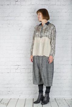 #TM Collection #Shirt Violet Oliveira  TM15503 (Lichen Back)  #fashion #walkers #winter #season