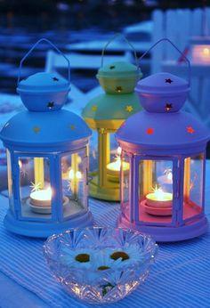 lanternes Ikea