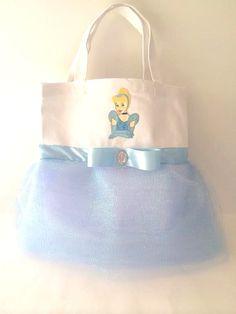 Cinderella Inspired Shimmery Blue Tulle Skirt on Etsy, $26.00