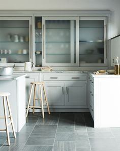 Fired Earth Home Decor Kitchen, Home Kitchens, Kitchen Ideas, Wall And Floor Tiles, Wall Tiles, Fired Earth, Country Interior, Polished Concrete, Industrial Chic