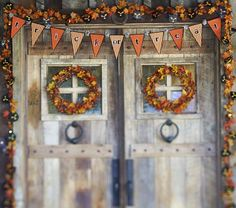 Trick or Treat Pennant Garland.