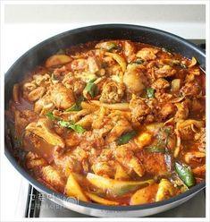 집밥 백선생 백종원 닭갈비 양념장으로 닭갈비 했습니다. – 레시피   Daum 요리 Korean Street Food, Korean Food, K Food, Korean Dishes, Asian Recipes, Ethnic Recipes, Food Dishes, Great Recipes, Food To Make