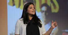 Girls Who Code-Reshma Saujani at Indeed Interactive 2015