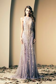 WedLuxe– Lavender Daydream | via Ziad Nakad Follow @WedLuxe for more wedding inspiration!