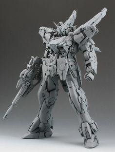 GUNDAM GUY: MG 1/100 V2 Gundam Ver. Ka - Awesome Customization WIP [Updated 2/10/16]