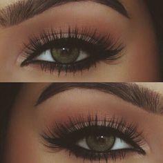 Gorgeous Makeup: Tips and Tricks With Eye Makeup and Eyeshadow – Makeup Design Ideas Gorgeous Makeup, Pretty Makeup, Love Makeup, Makeup Inspo, Makeup Inspiration, Makeup Style, Simple Eye Makeup, Eye Makeup Tips, Makeup Goals