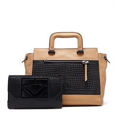THE MARATHENA TOTE  - Carry it as a tote or a simply stunning clutch #mimco #accessories