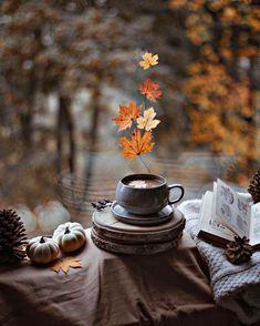 Coffee Is Life, Coffee Love, Coffee Art, Coffee Break, Autumn Photography, Nature Photography, Fashion Photography, Tea Table Settings, Morning Has Broken