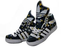 newest 0452e 9d86d Adidas Obyo Shoes Yellow White White P, Rubber Shoes, Jeremy Scott, Online  Gifts
