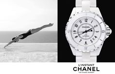 Chanel 2014 Watch Collection Campaign
