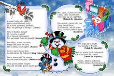 Ghicitori Experiment, Anul Nou, Kindergarten, Language, School, Winter, Literatura, Rome, Winter Time