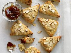 Almond-Apricot Scones http://www.prevention.com/food/healthy-recipes/31-healing-recipes-you-cant-live-without/almond-apricot-scones