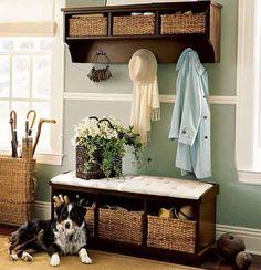 Decora tu recibidor con los muebles de Pottery Barn - Decoración de Interiores | OpenDeco