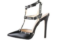 Image result for versace henriette.  I just ordered these but now I'm pretty sure I won't be able to walk in them