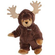 "15"" Moose Bear"