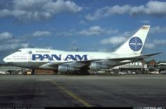 Pan Am 747SP....my favorite of the 747s to fly