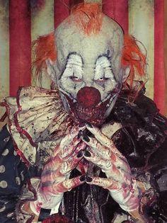 Clownin' around! .