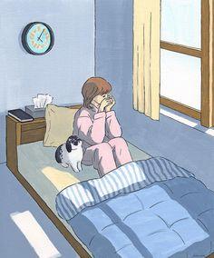 Acrylic Paint by Schinako Moriyama. Schinako Moriyama is an illustrator as bunny art from Fukushima, Japan Continue reading and for more Acrylic art→View Website     #acrylicpaintingideas #acrylicpainting #acrylic #paint #painting #bunny #acrylicpaintingtechniques #bunnydrawing #rabbit #bunnyart #rabbitart #illustrationart #illustration #design #art #artwoonz #artwork #artoftheday #acrylicpaint #bunnies #bunniesdrawing #bunniesart #animal #animals #animalart #draw #drawing #drawings Bunny Drawing, Bunny Art, Character Art, Character Design, Fantasy Art Landscapes, Rabbit Art, Cartoon Wallpaper, Anime Art Girl, Animes Wallpapers