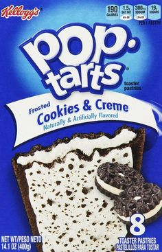 I got: Cookies & Creme You are a young soul with a deep, never-ending curiosity. You are the person your friends hit up when they want to have a great time, and you carry that title honorably.
