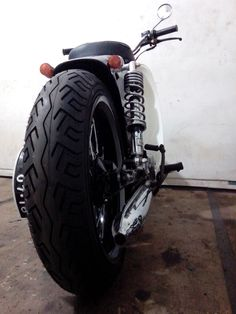 """Street Cub """" Stronghold """" by Newspeed Garage"""