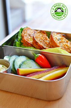 Paleo Lunchboxes 2014 (Part 2 of 7) by Michelle Tam http://nomnompaleo.com