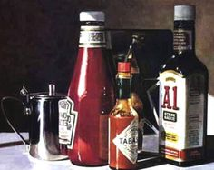 Ten Famous Food Paintings - Clean Plate Charlie
