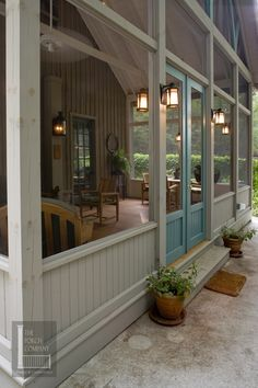 farmhouse porch doors with accent walls accent door color