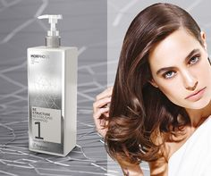 MORPHOSIS RE-STRUCTURE REVITALISING SHAMPOO