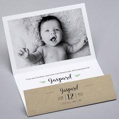 Faire-part de naissance personnalisés, faire-part fpc