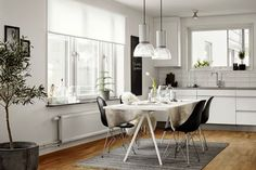 Elegant Kajen 4 Home in Stockholm | NordicDesign