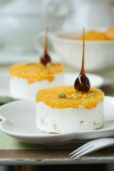 Bake in Paris: Daring Bakers' Orange Tian