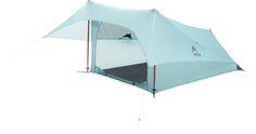 MSR® FlyLite™ Two-Person Trekking Pole Backpacking Tent | MSR Gear