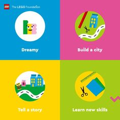 What's your play mood today? No matter your mood, there are fun ways to play with your kids and help them build vital skills to #RebuildTheWorld with confidence. Discover more ways to learn through play.