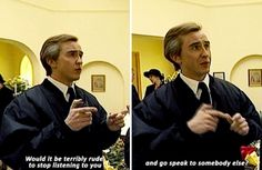 "When he made his excuses. Kind of: | 27 ""I'm Alan Partridge"" Quotes That Get Funnier Every Time"