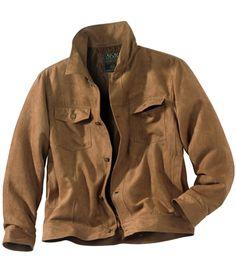 Blouson Nevada En Suedine #atlasformen #avis #discount #livraison #commande #printemps #spring #blouson #jacket